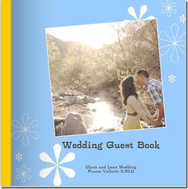 Shutterfly_wedding guest book