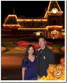 Disney - halloween 2011a