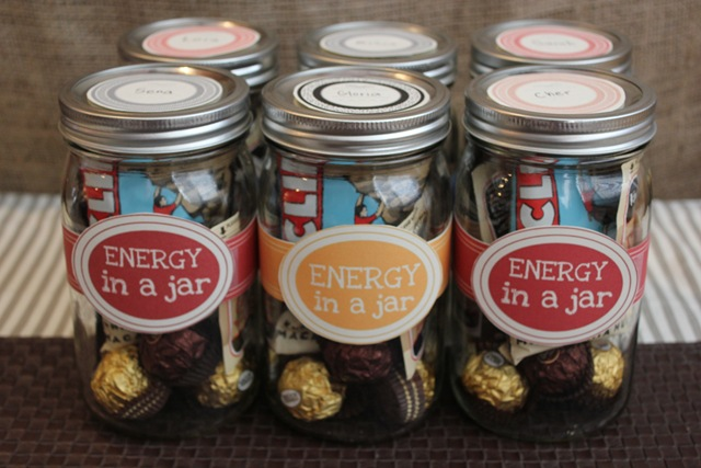 Homemade gifts gifts in a jar healthy coconut for Homemade gifts in a jar for men