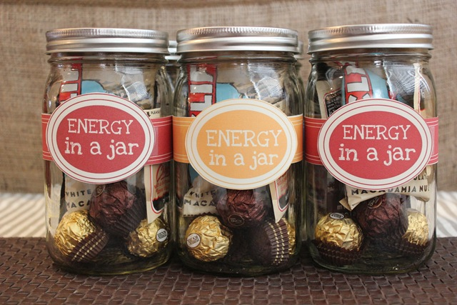 Homemade Gifts in a Jar by Healthy Coconut .