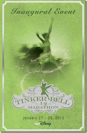 Tinker Bell Half Marathon Weekend