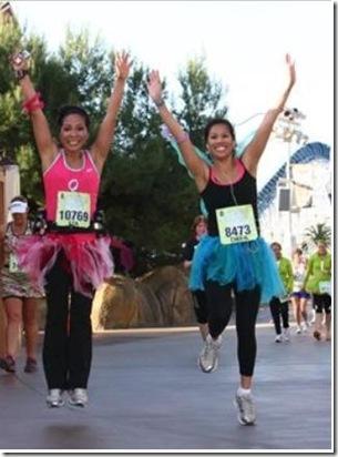 Tinker Bell Half Marathon 2012