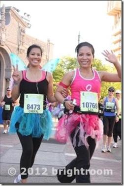 Tinker Bell Half Marathon 2012 b