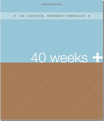 the essential pregnancy organizer