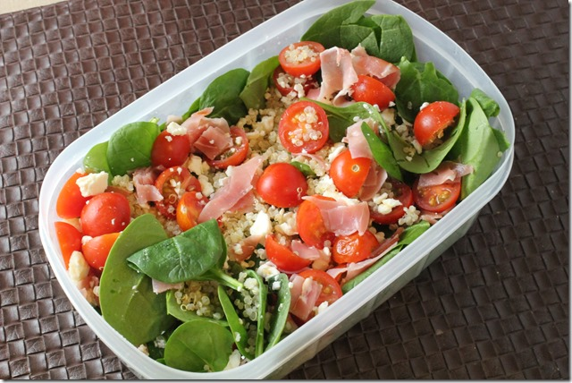 spinach salad 5