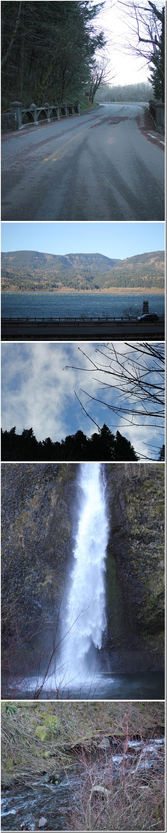 multnomah falls 0