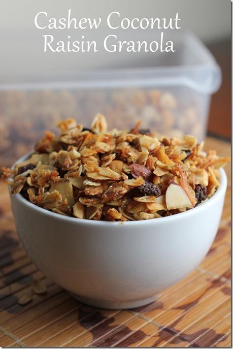 cashew_coconut granola