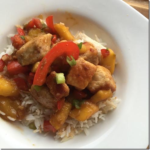 sweet and sour pork stir-fry (8)