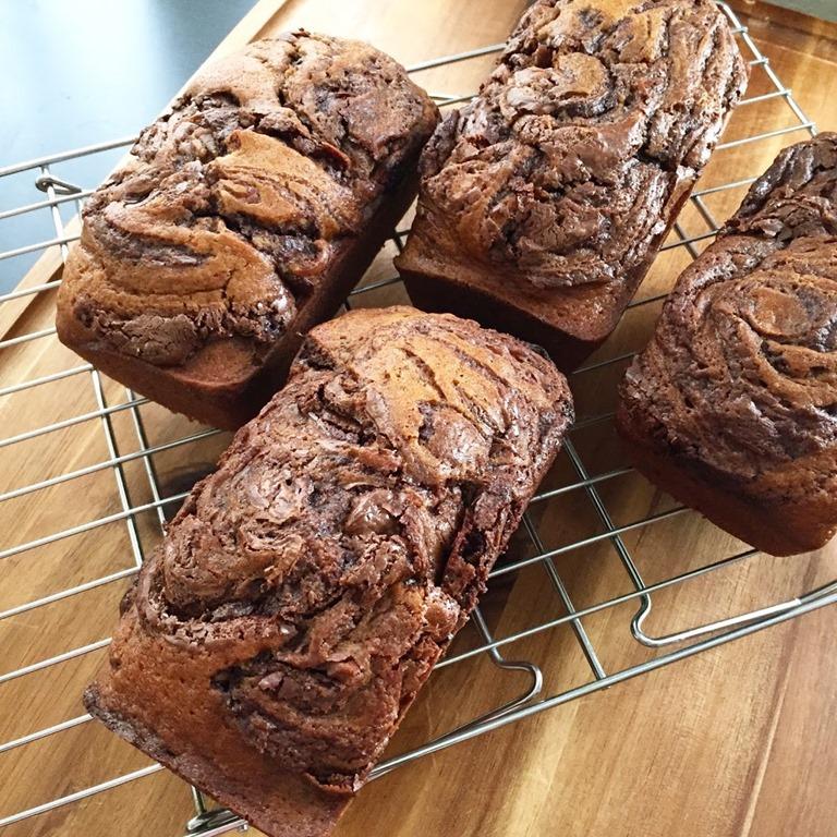 {recipe} pumpkin nutella bread – Healthy Coconut