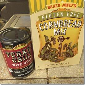 trader joe's gluten free cornbread mix and turkey chili (4)