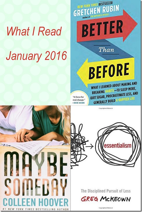 what I read_jan16