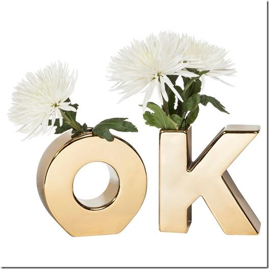 OhJoy OK vase