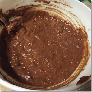 flourless chocolate zucchini mini muffins (5)