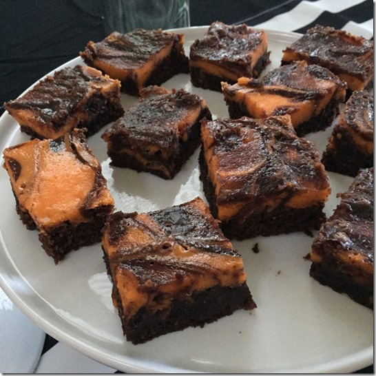 cream cheese brownies  (8)