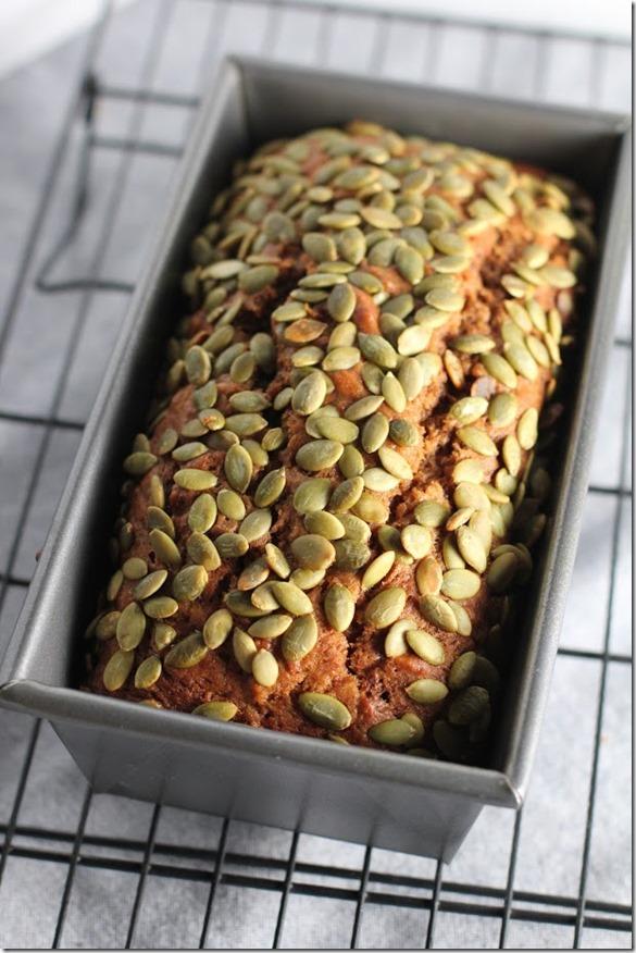 Starbuck's pumpkin bread (4)