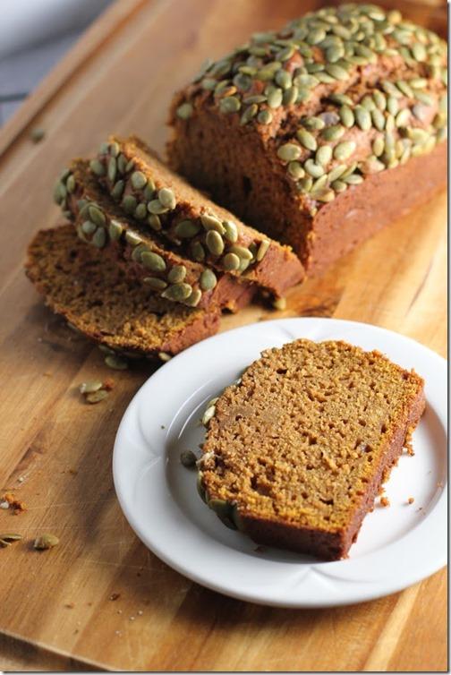 Starbuck's pumpkin bread (8)