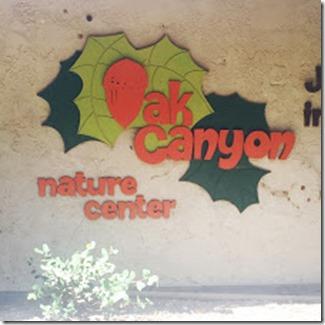 OAK CANYON NATURE HIKE 12