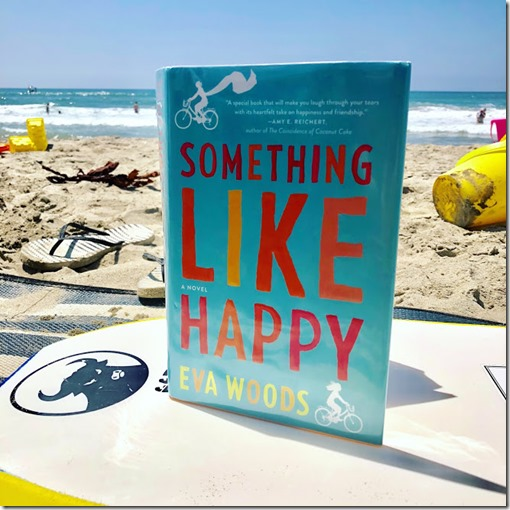 SOMETHING LIKE HAPPY BY EVA WOODS